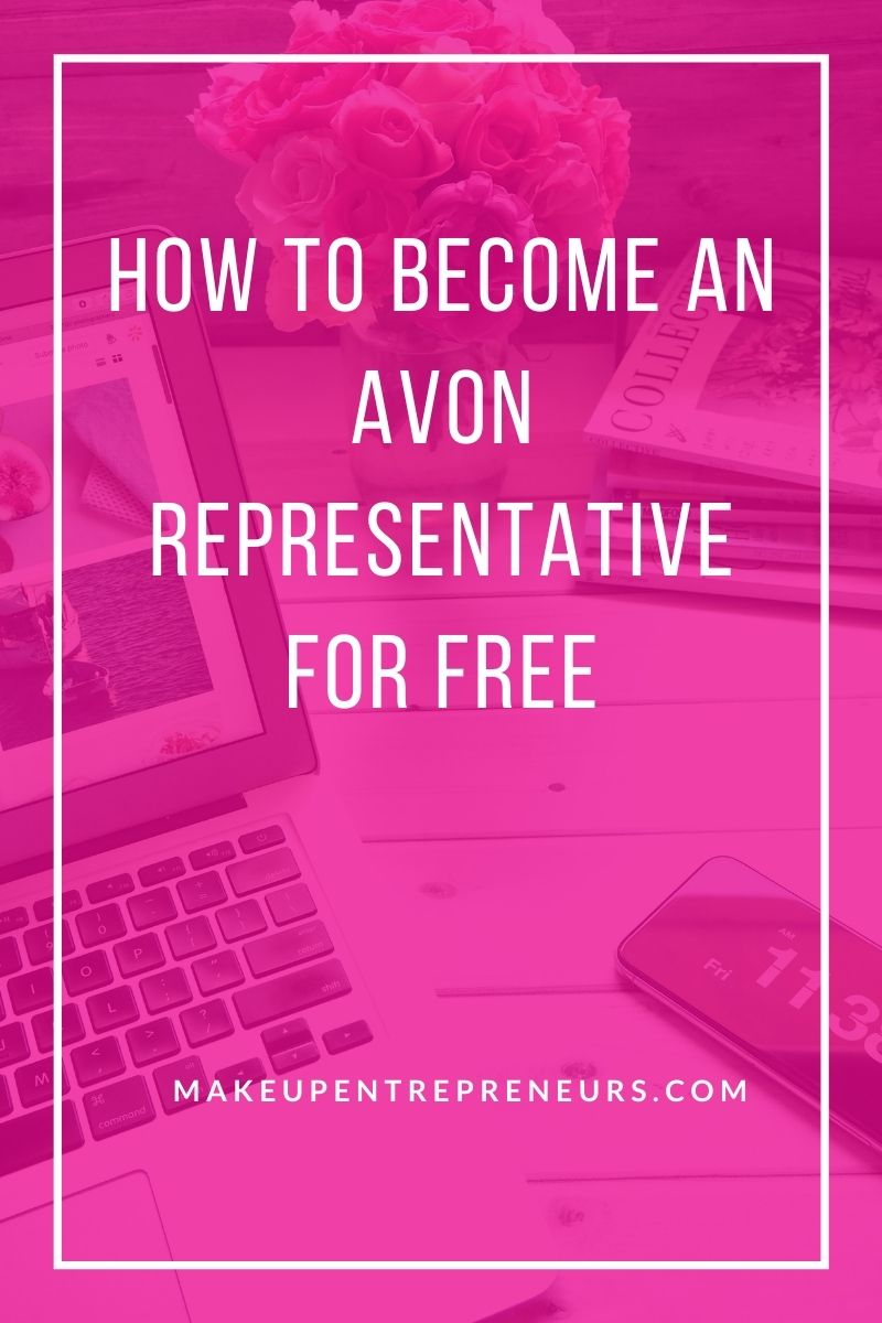 How to become an AVON Representative for Free