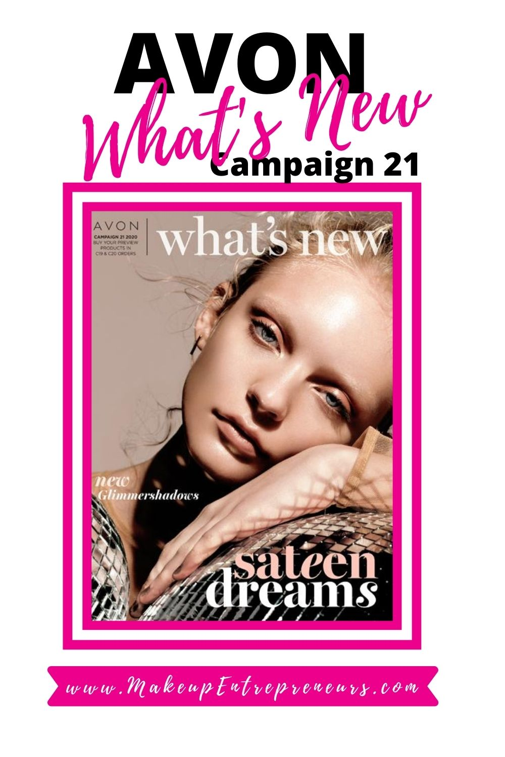 What's New AVON Campaign 21 2020 Brochure Shop Online