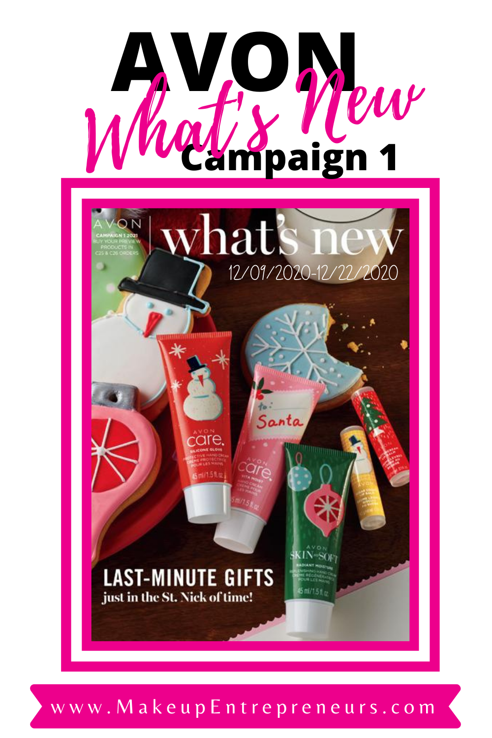 Avon What's New Campaign 01 2021