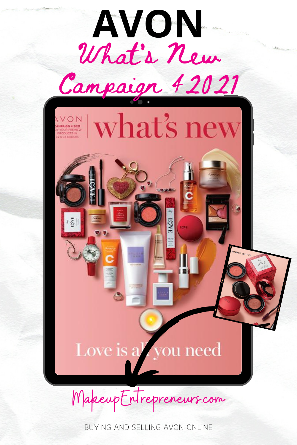 Avon What's New Campaign 4 2021