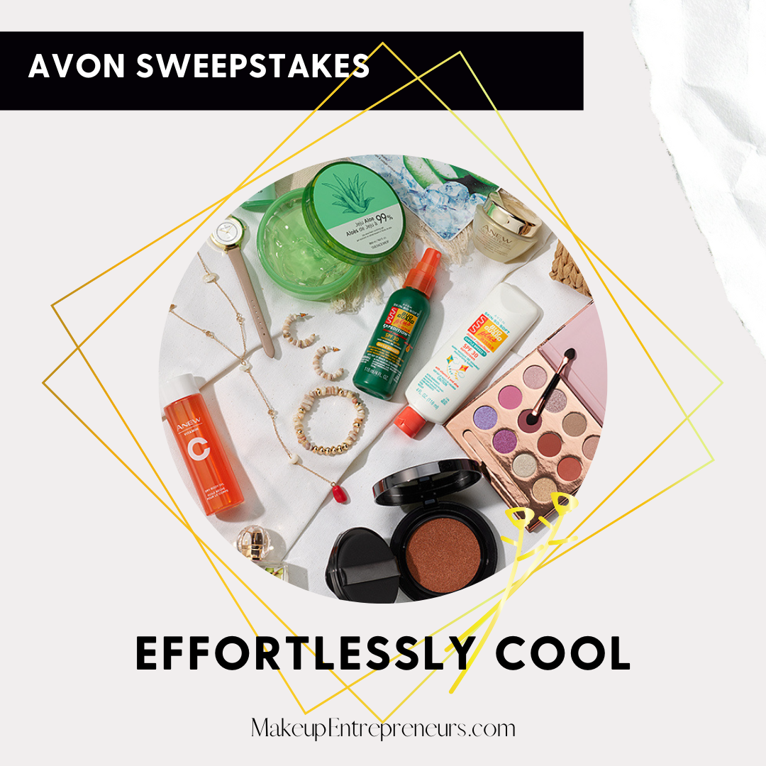 Avon Sweepstakes- Effortlessly Cool