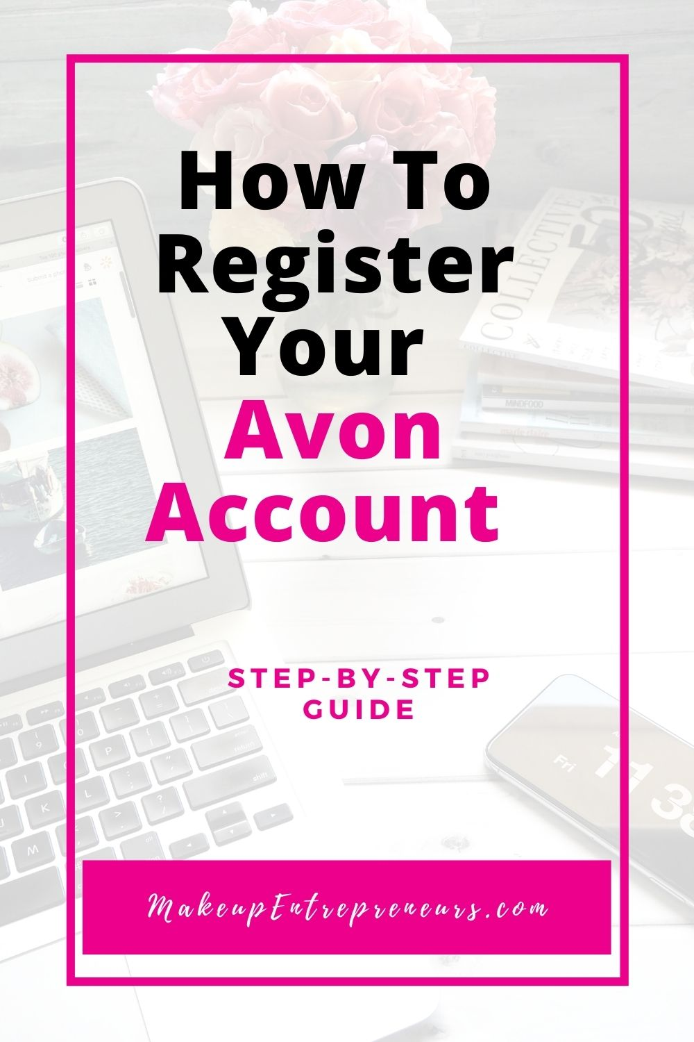 How to Register Your Avon Account to Sign In to youravon website