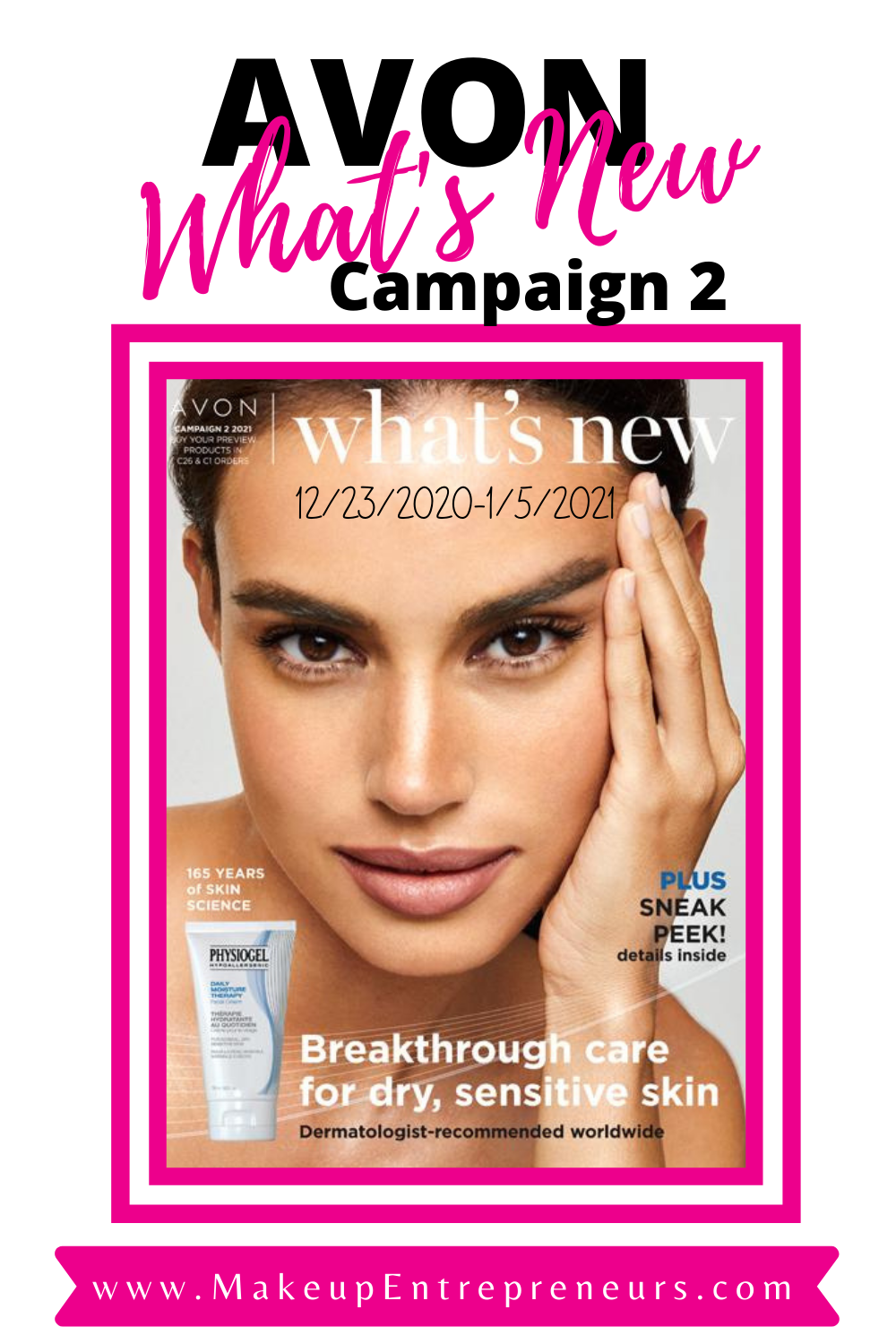 Avon What's New Campaign 2 2021