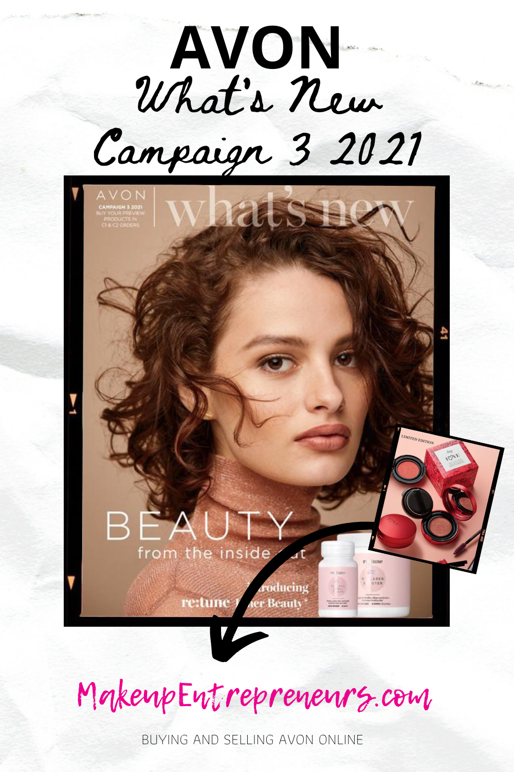 Avon What's New Campaign 3 2021