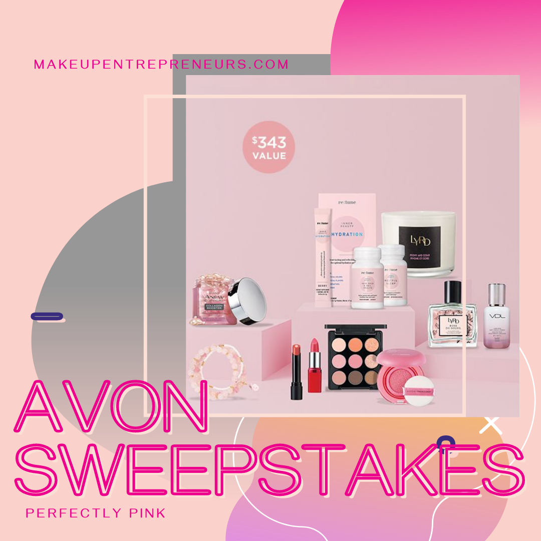 Avon Sweepstakes- Perfectly Pink