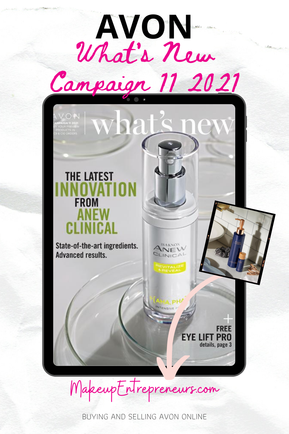 Avon What's New Campaign 11 2021